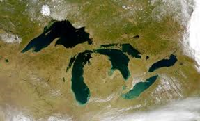 mich from space