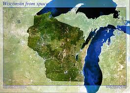 Wisc from space